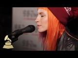 Live Performance of Paramore's Misery Business GRAMMYs