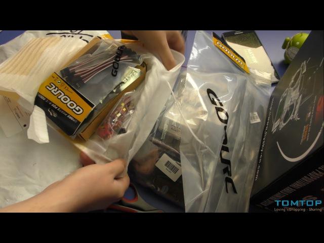 КВАДРОКОПТЕР СВОИМИ РУКАМИ 1 Что нужно Распаковка всех необходимых комплектующих и частей из Китая