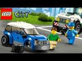 Мультфильм Лего Сити Про полицейских и гонки на машинах 12 серия. Мультики Lego City про машинки.