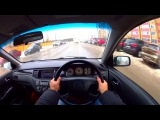 2002 Mitsubishi Lancer Cedia Touring POV Test Drive