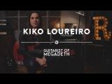 Reverb Interview Kiko Loureiro of Megadeth &amp Angra Talks Ibanez and Pre-Show Warmups