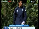 Amistoso Titulares Velez 0 Almagro 1 Gol de Altamirano