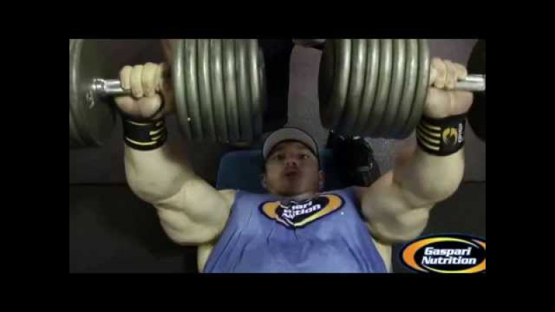 Flex Lewis - Defending Olympia Title 3/6 ''Chest Day''