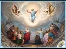 Вознесение Господне Сретенский монастырь Божественная литургия Хор Сретенск