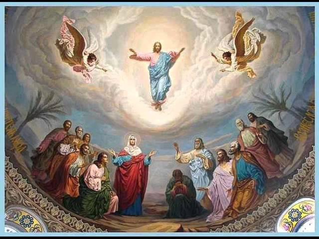 Вознесение Господне. Сретенский монастырь. Божественная литургия. Хор Сретенск ...