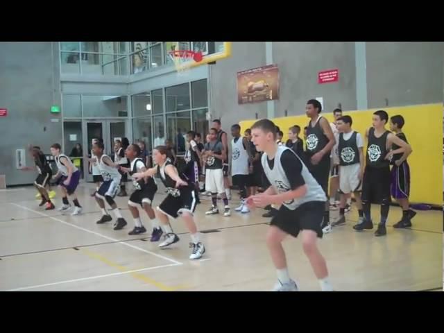 Northwest Adidas Jr. Phenom Basketball Camp 2011