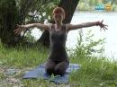 Йога Урок 8 Упражнение для раскрепощения плечевого пояса Баласана Поза ребенка