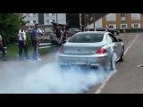 BMW M Power 2015: Revs, Acceleration, Burnouts, Powerslides!