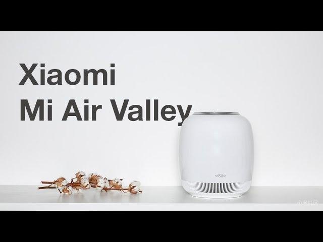 Увлажнитель воздуха Xiaomi Air Valley O2 Humidifier