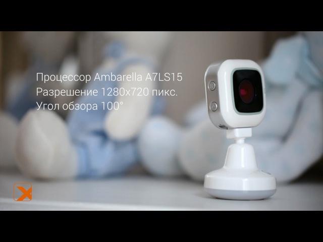 Смарт-камера teXet TVR-50W – шпион дома и в офисе