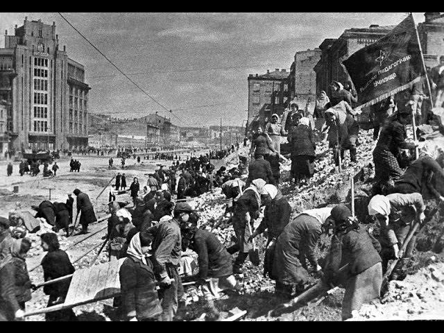 1945 1949 гг Восстановление и развитие СССР