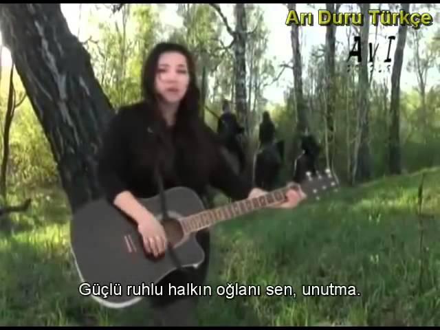 Başkurt Oğluna - Başkurt Eli Türkçesi - Başkurtça (Türkiye Türkçesi Altyazılı HD)