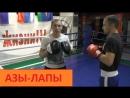 Бокс с Дмитрием АЗЫ ЛАПЫ часть 18