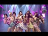 160317 TWICE - Saturday Night (Son Dambi) and U Go Girl (Lee Hyori)(M!Countdown Special Stage)