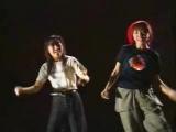 Megumi Hayashibara дуэт с Masami Okui - Get Along - ОСТ Slayers