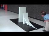 Эффект домино в возрастающей пропорции (Domino chain reaction)