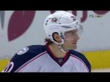 Хоккей. НХЛ. Коламбус - Детройт. Комментатор Андрей Жидков. Часть 1