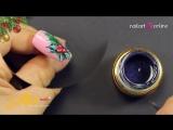 Зимние дизайны ногтей! Дизайн 6 из 15