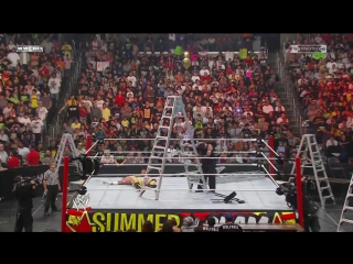 (WWEWM) Джефф Харди пр. СМ Панк (, SummerSlam)
