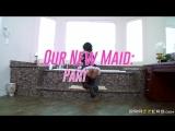 Our New Maid Part Four Monique Alexander, Peta Jensen &amp Danny Mountain