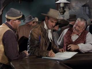 Незнакомец с револьвером(Вестерн.1953)