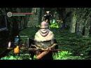 Dark Souls Capra Demon Демон Капра забираем ключ от Глубин