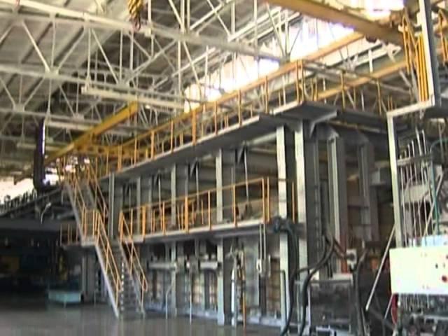 ОАО Салаватстекло, 2011 г. (Знакомство с компанией и экскурсия по заводу)