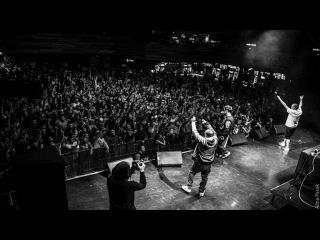 Guf - Вживую (ft.Rigos) [Live Videomix]