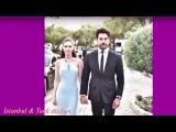 Burak Özçivit &Fahriye Evcen Yurtdışında Gizlice Evlendi/Бурак и Фахрие тайно поженились