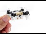 Самый маленький квадрокоптер с камерой - Cheerson CX-10C 1