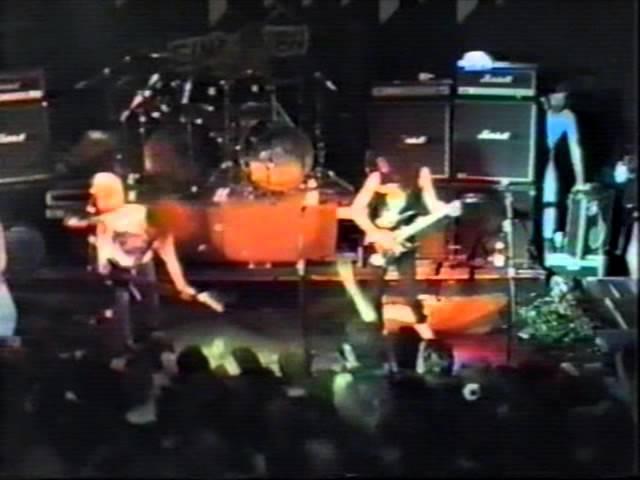 KREATOR - Live at The Dynamo, Holland (soundboard mix) [1988] [partial set]