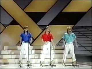Herreys - Diggi-loo diggi-ley (Швеция 1984 г.)