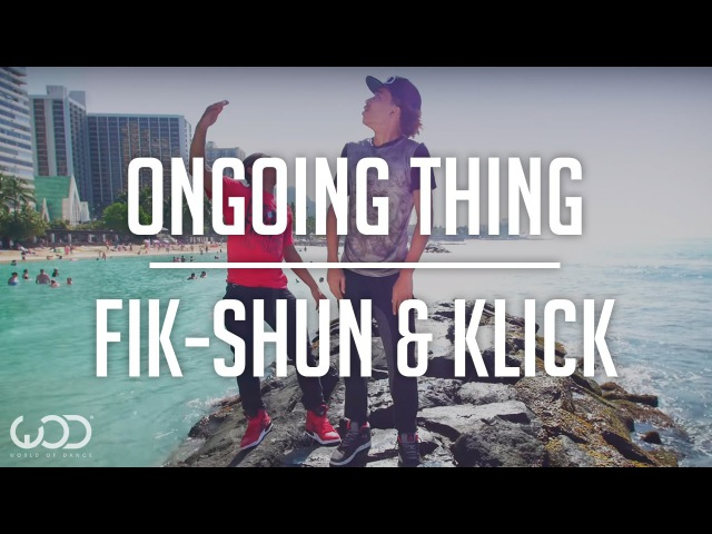 FIKSHUN KLICK   ONGOING THING
