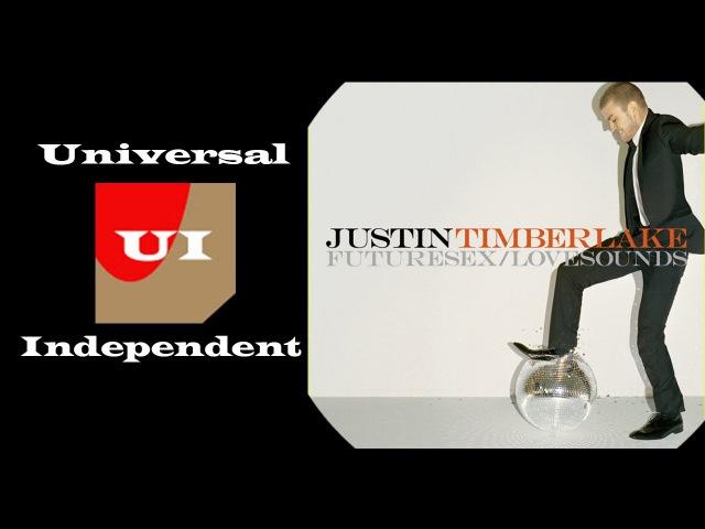 Justin Timberlake - FutureSexLoveSound | Futuresex, Lovesounds | HD | 720p1080p