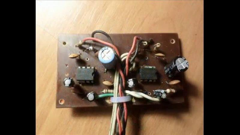 Стерео Усилитель звука на TDA2822m своими руками