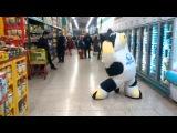 Vaca Louca dançando Anitta