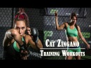 Alpha Cat Zingano - Training Workouts | Workout Motivation
