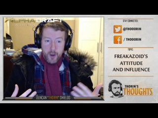 Thorin's Thoughts - fREAKAZOiD's Attitude and Influence (CS:GO)