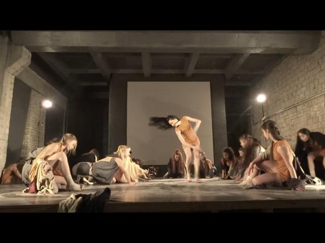 Кристина ШИШКАРЕВА - Синдром потерянной зиготы - physical theatre - спектакль