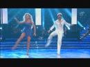 Alexander Rybak Malin Johansson / Jive, Let's Dance 25.02.2011