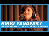 Nikki Yanofsky Little Secret Live Studio Concert