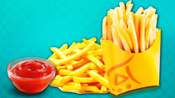 Как дома сделать картошку фри