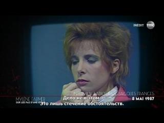 Sur les pas d'une icône - Mylène Farmer - TMC channel - HD - Avec sous-titres - 08.12.2015