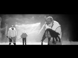 До слёз грустный Мультик. Песня Волчицы. Эмоции через край.. Короткометражный мульт.