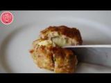 Домашние сырные фрикадельки | Homemade Cheesy Meatballs