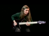 For The Love Of God - Steve Vai - Cover by Tina S