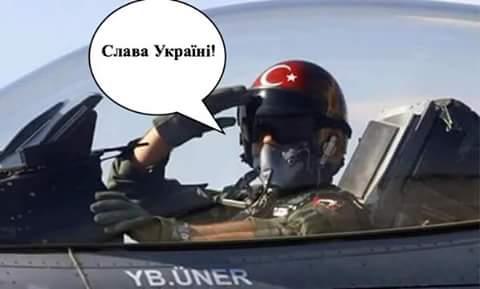Турция сбила российский самолет на своей границе. В Минобороны РФ подтвердили крушение - Цензор.НЕТ 3787