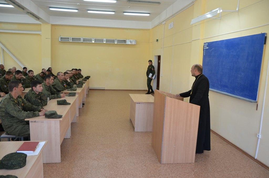 Духовенство Зеленчукского района приняло участие в проведении единого дня правовых знаний