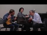 Мастер-класс Александра Цыганкова 3 ч. Чайковский. Концерт для скрипки с оркестром