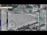 Кадры уничтожения террористов ИГИЛ в Сирии из кабины «Ночного охотника»